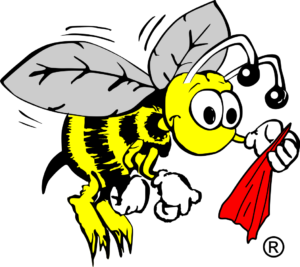 Clean Bee Logo
