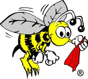 Clean Bee Logo